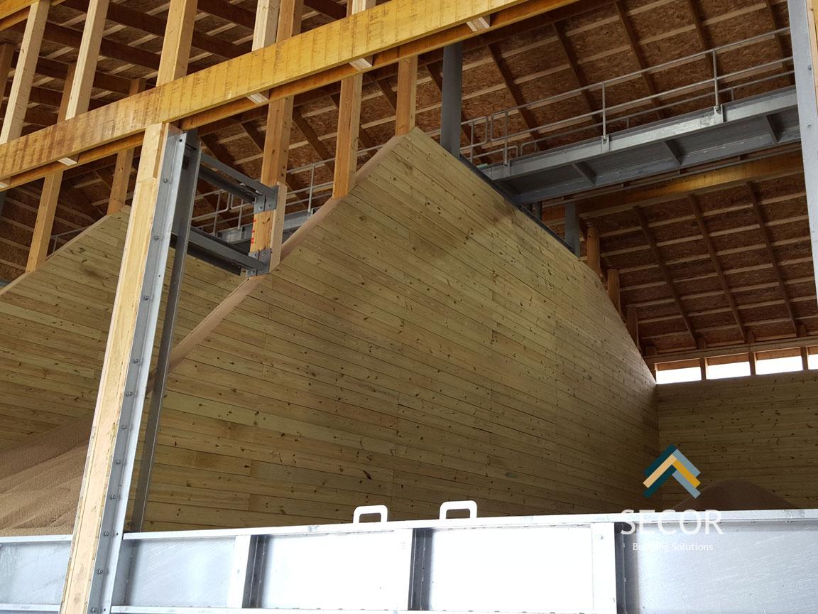 Lmc Bulk Fertilizer Storage Building Post Frame Pole