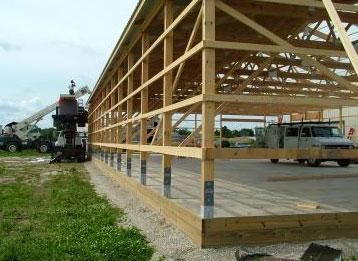 Post Frame Building Options Custom Built Pole Barns New York